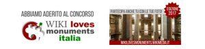 Wiki loves monuments Italia: partecipa al concorso con le tue foto